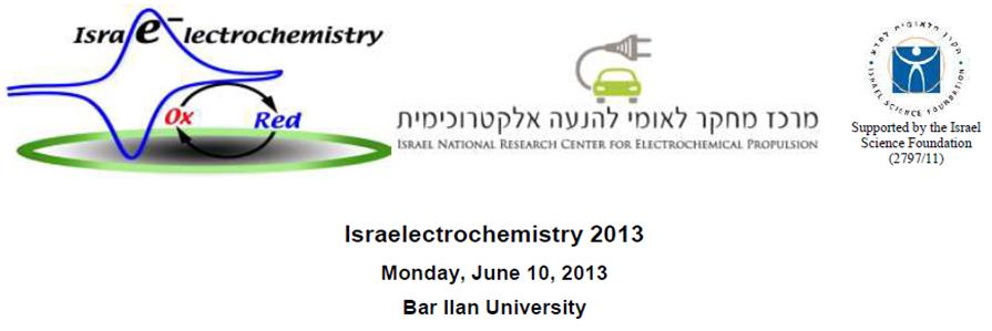 ישראלקטרוכימיה 2013